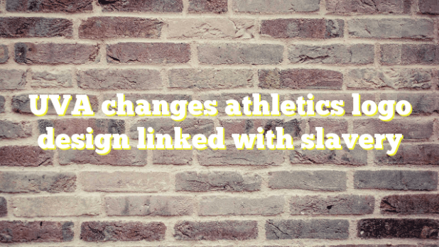 Uva-changes-athletics-logo-design-linked-with-slavery