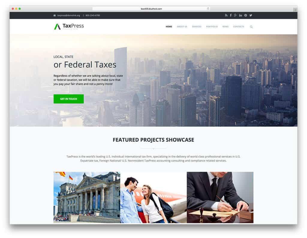 Drupal-business-website-templates