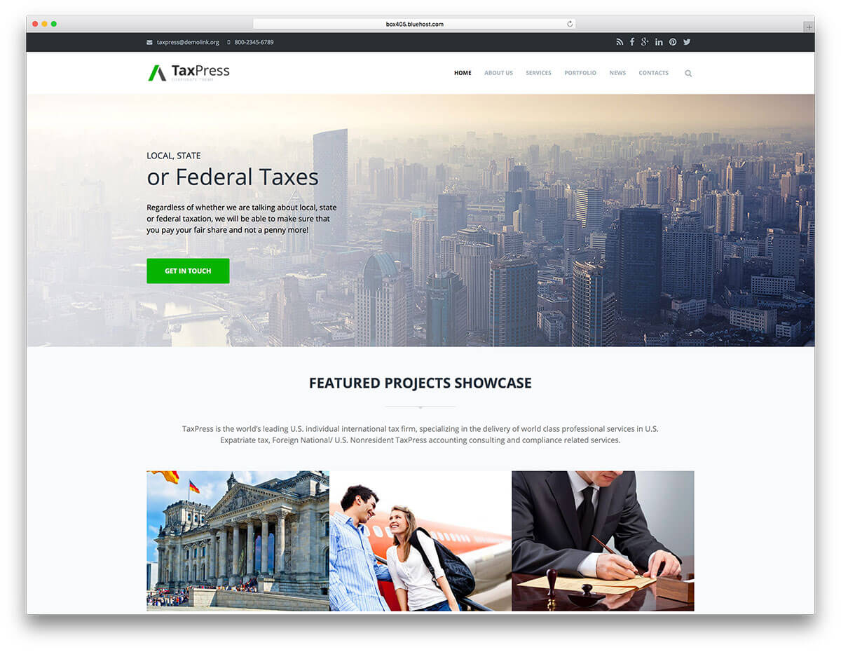 Drupal-business-website-templates