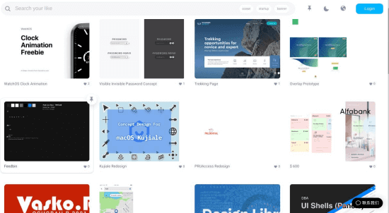 Find-free-website-templates-presentations-ui-kits-for-figma-figma Cool Png