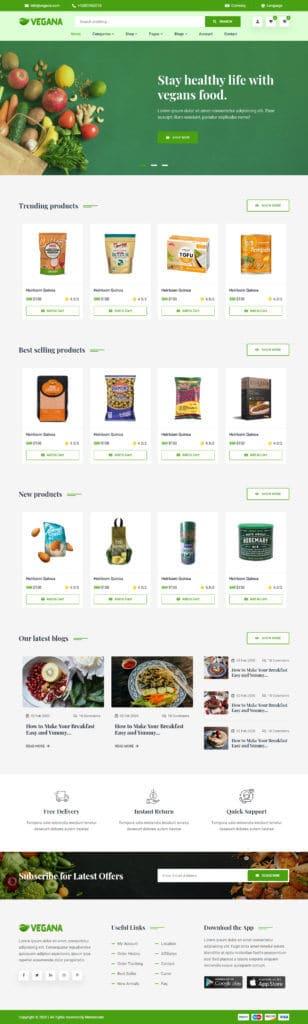 Vegana-html5-responsive-theme-desktop-full Jpg