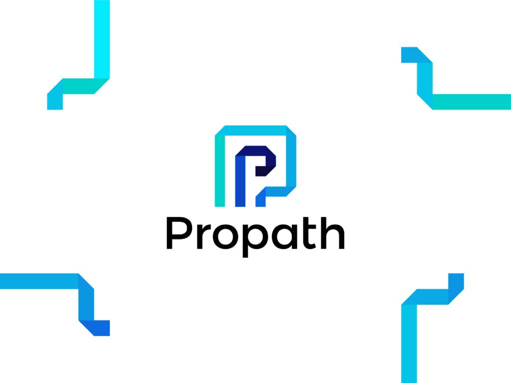 Propath Bioinformatics Biomedical Research Logo Design By Alex Tass 4x Png