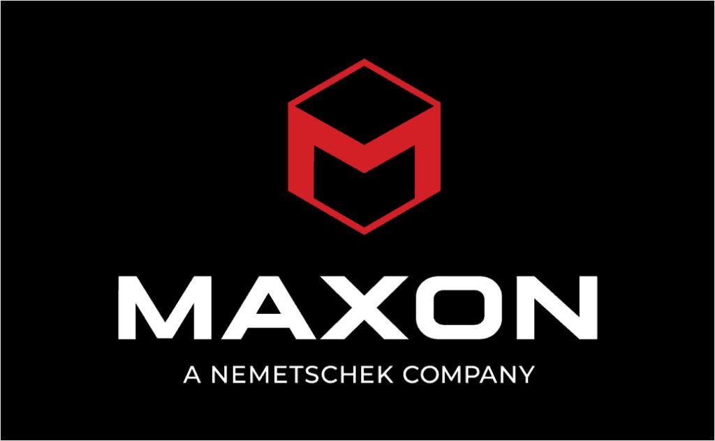 2021-3d-software-company-maxon-new-logo-design-1 Png