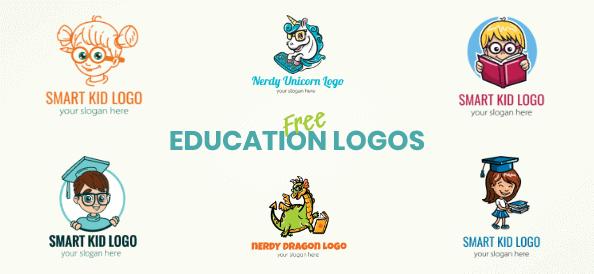 Free-education-logos-free-logo-templates Png