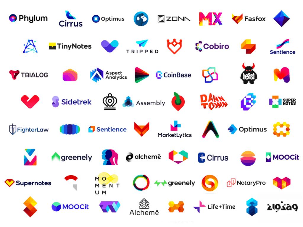 Logo Design Portfolio Logofolio 2020 2021 Behance Dribbble Alex Tass 4x Png
