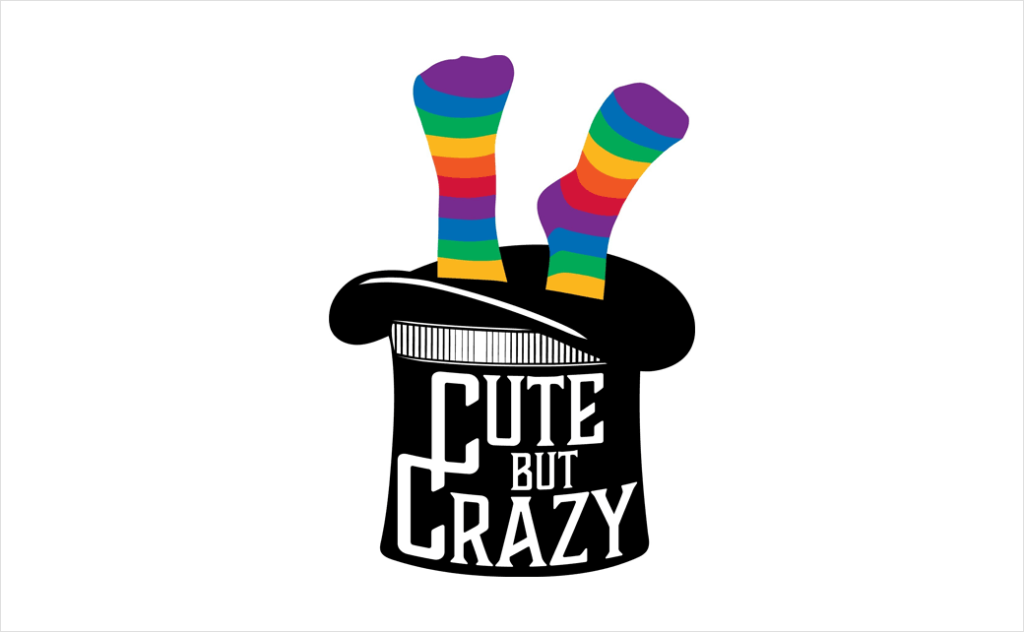 2021-modsock-reveals-new-name-cute-but-crazy-new-logo-design Png