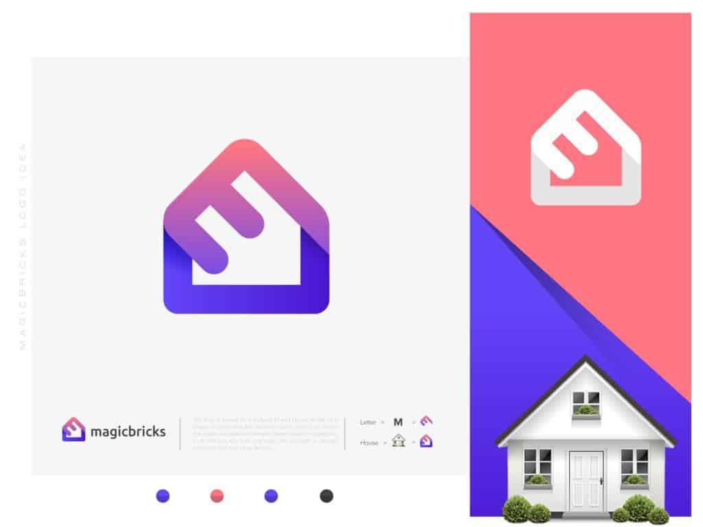 Magicbricks-logo-design Jpg